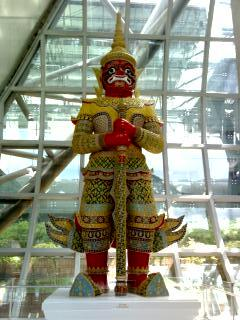 タイに到着(^O^)